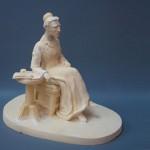 Стилизованная скульптура