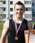 Влад Ковальков (ОФП, лыжные гонки, кросс, бадминтон)