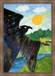 «Чёрные крылья войны» автор: Юлия Леонтичева
