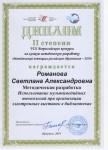 31.Методический потенциал, Романова С.А., 2019
